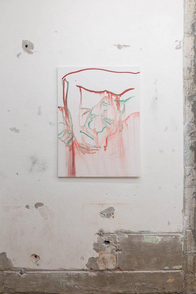Installation View, Nina Johnson Gallery, Miami, FL
